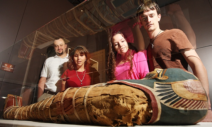 Arizona Science Center  - Arizona Science Center : Arizona Science Center Visit & Lost Egypt: Ancient Secrets, Modern Science Exhibition for 2 or 4 (Up to 44% Off)