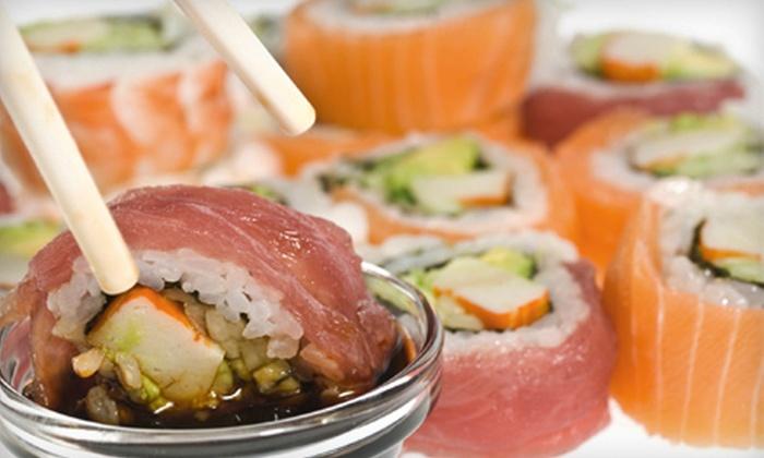 Midori Japanese Restaurant - Upper Vailsburg: $25 Worth of Sushi and Japanese Cuisine