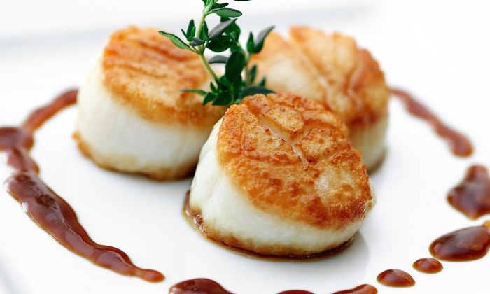 Jay's Seafood - Oregon: $15 for $30 Worth of Steak and Seafood at Jay's Seafood