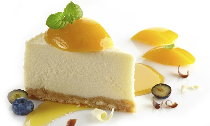 Saratoga Cheesecake Co - Colonie: $18 for $30 Worth of Baked Goods — Saratoga Cheesecake Company