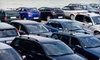 Park Plus Airport Parking - New York City: $11 for Three Days of Parking at Newark Liberty International Airport from Park Plus Airport Parking ($33 Value)