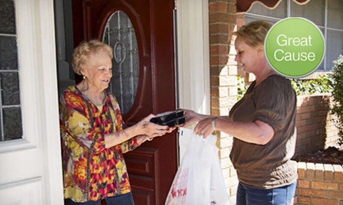 Meals On Wheels, Inc. of Tarrant County: $6 Donation to Meals On Wheels, Inc. of Tarrant County