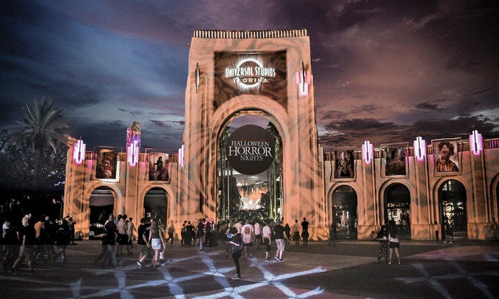 halloween horror nights at universal orlando resort in orlando fl groupon