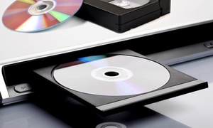 Grizzly Ranch Productions: 2, 4, or 10 Video-to-DVD Conversions at Grizzly Ranch Productions (Up to 54% Off)