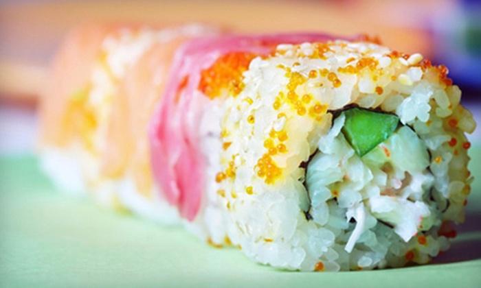 Shen's Szechuan & Sushi - Kittyhawk: Pan-Asian Cuisine at Shen's Szechuan & Sushi in Vandalia (Half Off). Two Options Available.