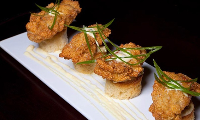 Pulpo - Cleveland Park: $29 for $50 Worth of Modern Tapas Cusine at Pulpo