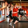 Up to 81% Off Cardio-Kickboxing Boot Camp in Queens