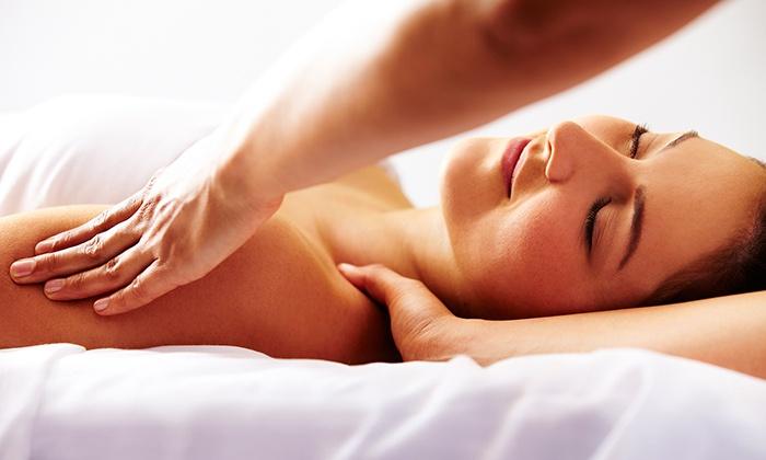 Elements Therapeutic Massage - Multiple Locations: 55 or 80-Minute Massage at Elements Massage (Up to 51% Off)