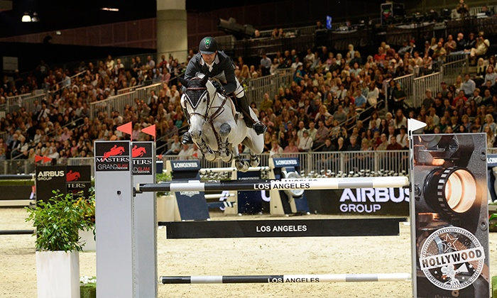 Longines Masters of Los Angeles - Los Angeles Convention Center: Longines Masters of Los Angeles Equestrian Competition on October 1–3