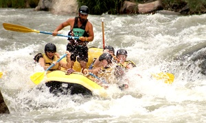 Rock-N-Row: Bighorn Sheep Canyon Rafting Trip for Two or Four from Rock-N-Row (Up to 42% Off)