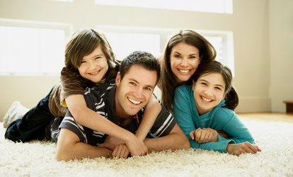 Up to 62% Off Residue-Free Carpet Cleaning from Clean Green