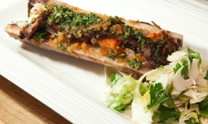 Xaviars X2O on the Hudson: Three-Course New American Dinner for Two or Four at Zagat-Rated Xaviars X2O on the Hudson (Up to 44% Off)