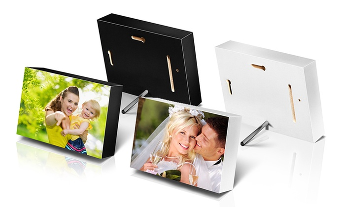 Photo Deals: One or Two 6x4 Custom Photo Blocks from $6–$11