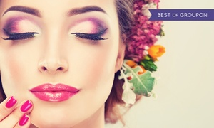Lash Spa Studio: Full Set of Silk Lash Extensions with Optional Fill at Lash Spa Studio (Up to 47% Off)