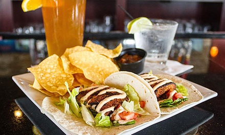 $16 for $25 Toward Lunch for Two at Tap Room Grille