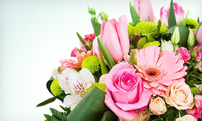 The Spa Bar - West Dallas: Flower-Arranging Class for One or Two at The Spa Bar (Up to 75% Off)