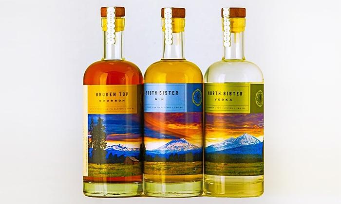 Cascade Street Distillery - Sisters: Drinks for Two or Four at Cascade Street Distillery (Up to 43% Off)