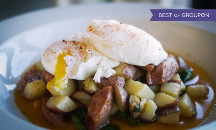 Southern Food at Cotton Southern Bistro (Up to 43% Off). Four Options Available.
