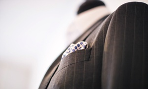 Washport: Eco-Friendly Dry Cleaning with Pick-Up and Delivery from Washport (50% Off). Three Options Available.