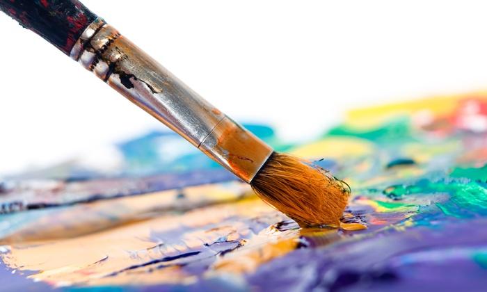 Paint Toledo - Toledo: $19 for $35 Worth of Painting Classes — Paint Toledo