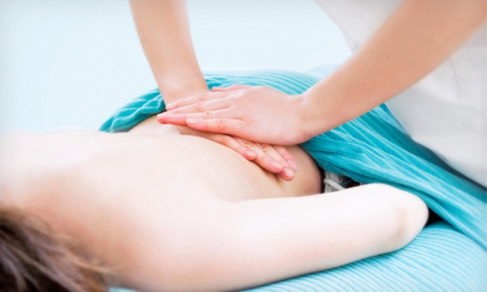 Lucia Chiropractic Clinic - Winston-Salem: $37 for a Three-Visit Chiropractic Package at Lucia Chiropractic Clinic ($500 Value)