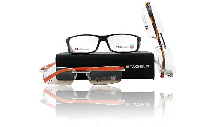 Tag Heuer Unisex Optical Frames