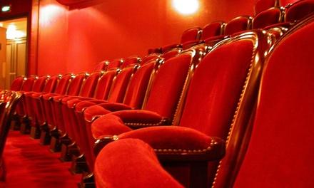 Cena de Eventos — Teatro Villaret:bilhete para a comédia Eduardo Madeira e Manuel Marques Show por 7€