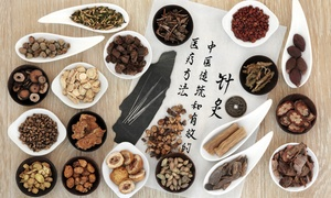 Herbal Capital Group: One or Three Herbal-Tea Diagnostic with 60-Minute Acupuncture Sessions at Herbal Capital Group (Up to 53% Off)