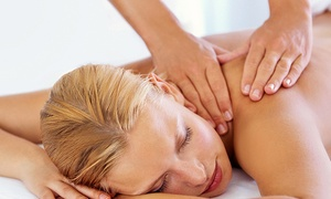 Holistic Health Massage Therapy: $139 for Four Swedish or Deep-Tissue Massages at Holistic Health Massage Therapy ($280 Value)