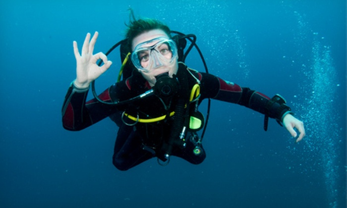 Northland Scuba - Oakdale: $139 for SSI Pool Scuba Certification and Open-Water Referral at Northland Scuba ($289 Value)