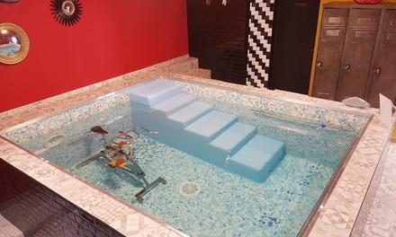 2, 5 ou 8 séances privatives d1h avec accès libre au bain à remous et à laquabike dès 24,90 € au centre So House