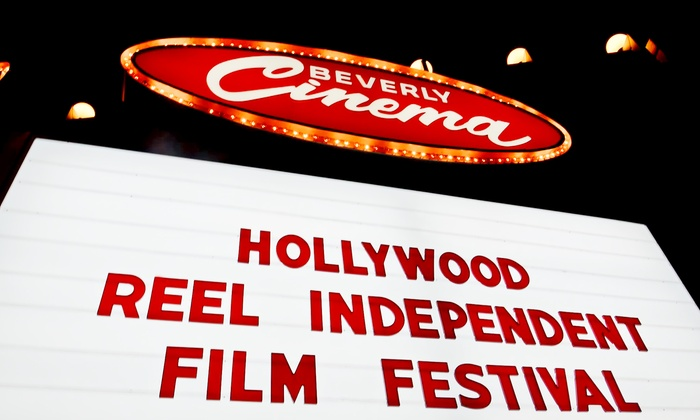 Hollywood Reel Independent Film Festival - Multiple Locations: Hollywood Reel Independent Film Festival, February 12–28 (Up to 54% Off)