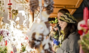 Junior League of Kansas City Holiday Mart: Junior League of Kansas City, Missouri Holiday Mart on October 22 and 23
