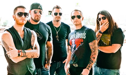 Saving Abel at Diesel Concert Lounge on August 31 at 7 p.m. (Up to 56% Off)