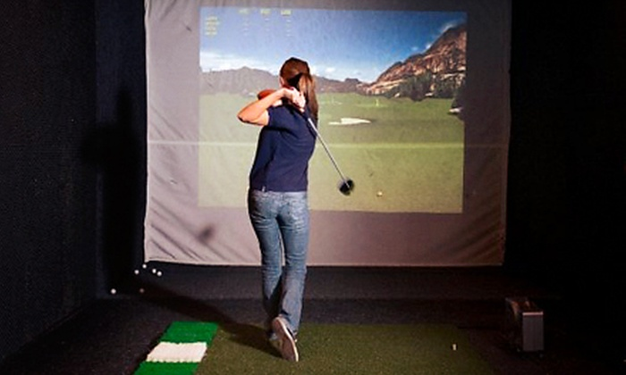 Bradford Golf Academy - Edenvale: One or Three 45-Minute Private Indoor Golf Lessons at Bradford Golf Academy (Up to 53% Off)