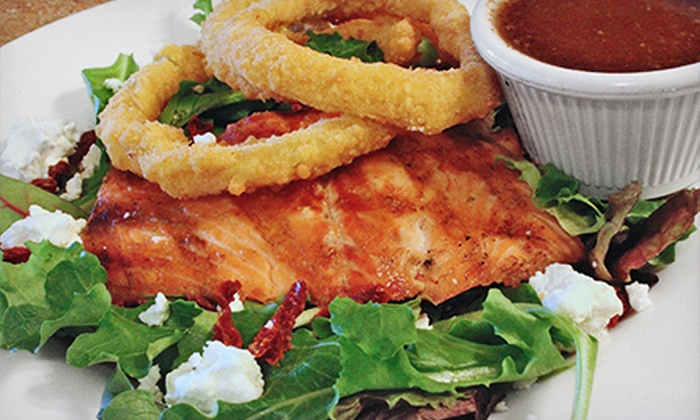 Bridge Street Bistro - Grafton: Bistro Cuisine at Bridge Street Bistro (Half Off). Two Options Available.