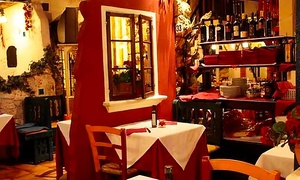 Ristorante Bella Napoli: Menu di pesce di 4 portate a scelta e vino in centro città al Ristorante Bella Napoli