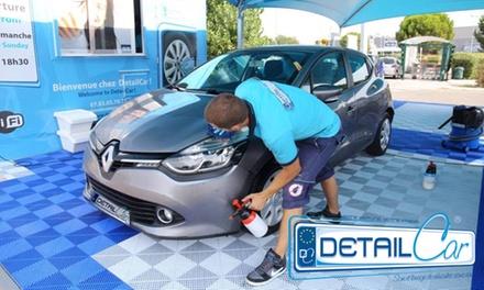Entretien automobile au choix dès 9 € au garage Detailcar Cap Sud Avignon