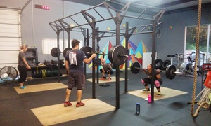 Prism Crossfit: Four Weeks of Unlimited CrossFit Classes at PRISM CrossFit (67% Off)