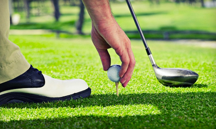 Pajaro Valley Golf Club - Pajaro: $59 for Golf for Two with Cart Rental and Range Balls at Pajaro Valley Golf Club in Royal Oaks (Up to $156 Value)