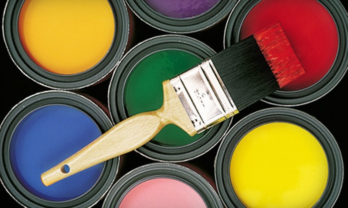 A Lasting Impression - East Isles: Three Hours of Interior Painting or $900 Toward Full Exterior Painting from A Lasting Impression (Up to 64% Off)