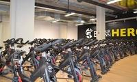 3, 6 o 12 meses de acceso ilimitado a gimnasio y a clases dirigidas desde 69 € en Factoría Fitness