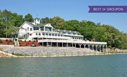 1-, 2-, or 3-Night Stay with Sunset Cruise, Dessert, and Breakfast at Mountain Harbor Inn in Dandridge, TN.