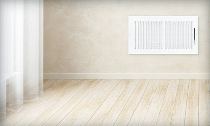 Fresh Air Furnace Services - Calgary: $55 for a Residential Furnace-and-Duct-Cleaning Package from Fresh Air Furnace Services ($126 Value)