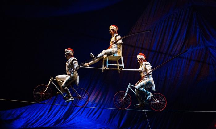 Cirque du Soleil Kooza - The Grand Chapiteau (Big Top): Pre-Sale: Kooza by Cirque du Soleil at The Grand Chapiteau, June 30–July 5