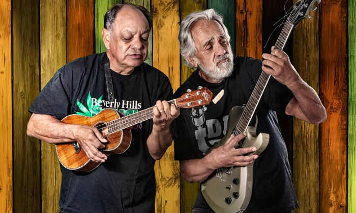 """Cheech & Chong - Saenger Theatre: """"Up in Smoke"""" Tour: Cheech & Chong with WAR at Saenger Theatre on Friday, June 12, at 8 p.m. (Up to 40% Off)"""
