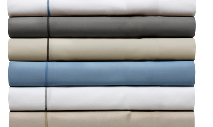 Italian Hotel Collection 1 000 Thread Count Egyptian Cotton Rich Sheet Set