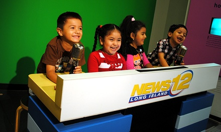 Visit for Two or Four to Long Island Children's Museum (46% Off)