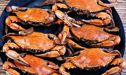 $135 for a 2-Hour Hand-Crabbing Experience for Up to 6 People from May River Excursions ($250 Value)