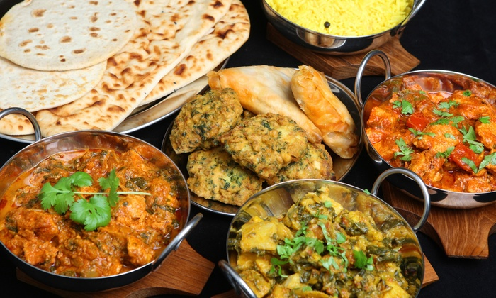 Mayuri Indian Restaurant - Temple Terrace: Indian Food at Mayuri Indian Restaurant (Up to Half Off). Three Options Available.
